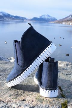 Bilde av Floyd By Smith Deb suede sko