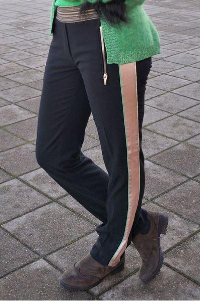 Bilde av Gustav Straight Legs pants