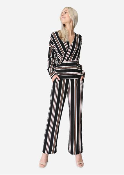Bilde av Soya stripe bukse
