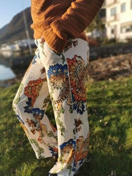 Bilde av ALIX fancy wide pants