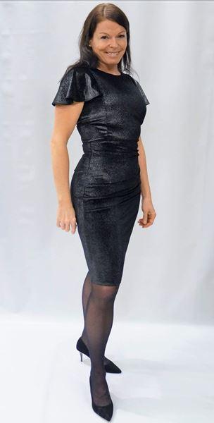 Bilde av Floyd By Smith Lucille Velvet kjole