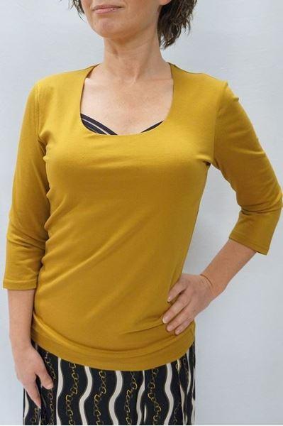 Bilde av Soya 3/4 basic genser