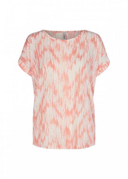 Bilde av Soya Aretha mønstra t-skjorte