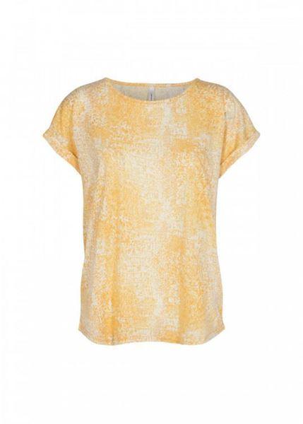 Bilde av Soya panik t-skjorte mønstra