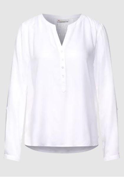 Bilde av StreetOne QR Bamika bluse