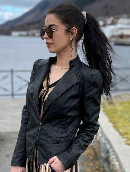 Bilde av Nü Gila leather jacket